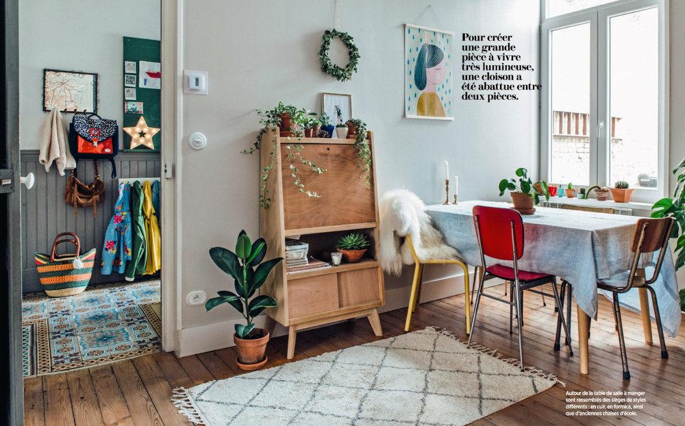 La maison creative excellent d acrylique stickers muraux for La maison creative