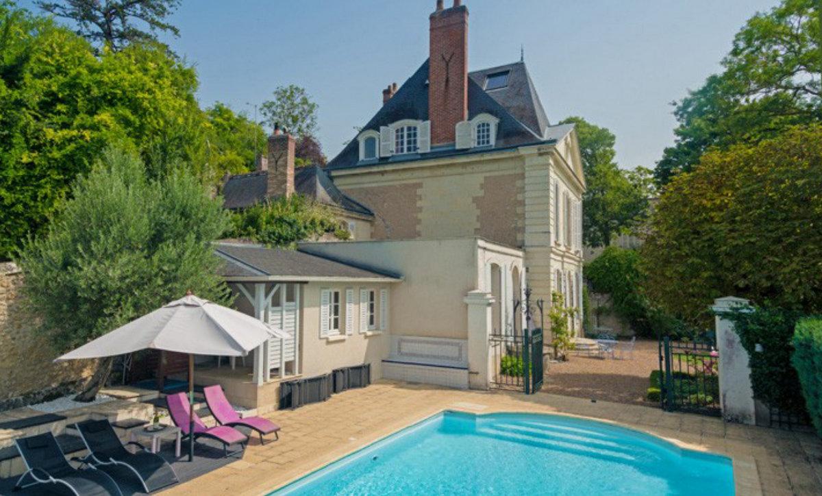 Maisons de campagne - mai 2018 - maison d'hôtes en Val de Loire #magazine #magazinedeco #maisonsdecampagne #revuedepresse