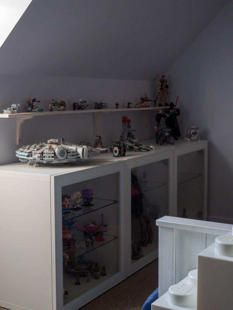 Chambre d'un ado fan de Lego - Un Jour de Neige