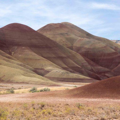 Carnet d'Amérique - Oregon - Les Painted Hills