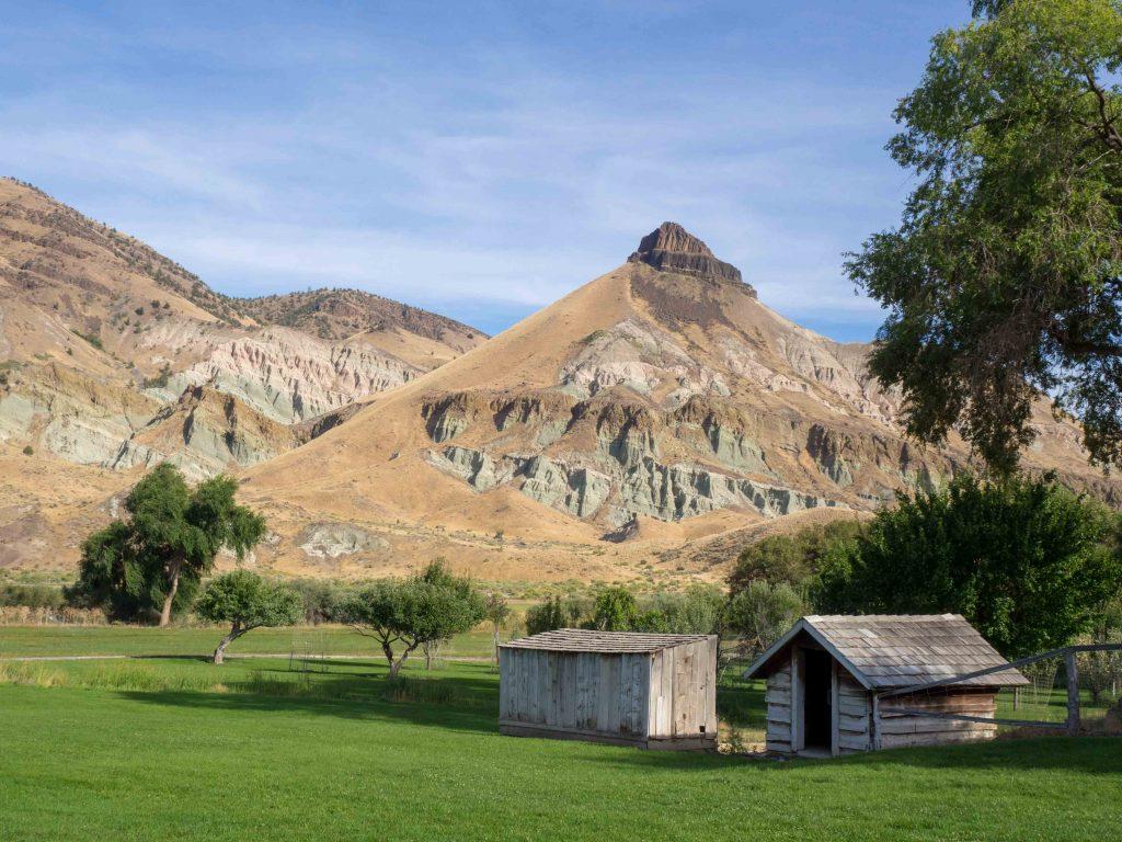 Un Jour de Neige - Carnet d'Amérique - Cant Ranch, Oregon