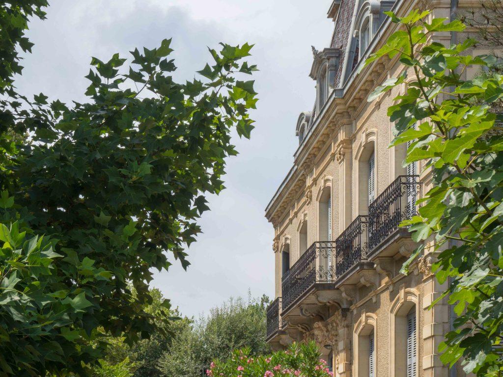Défis photo en vacances - le château de Moliets (Landes)