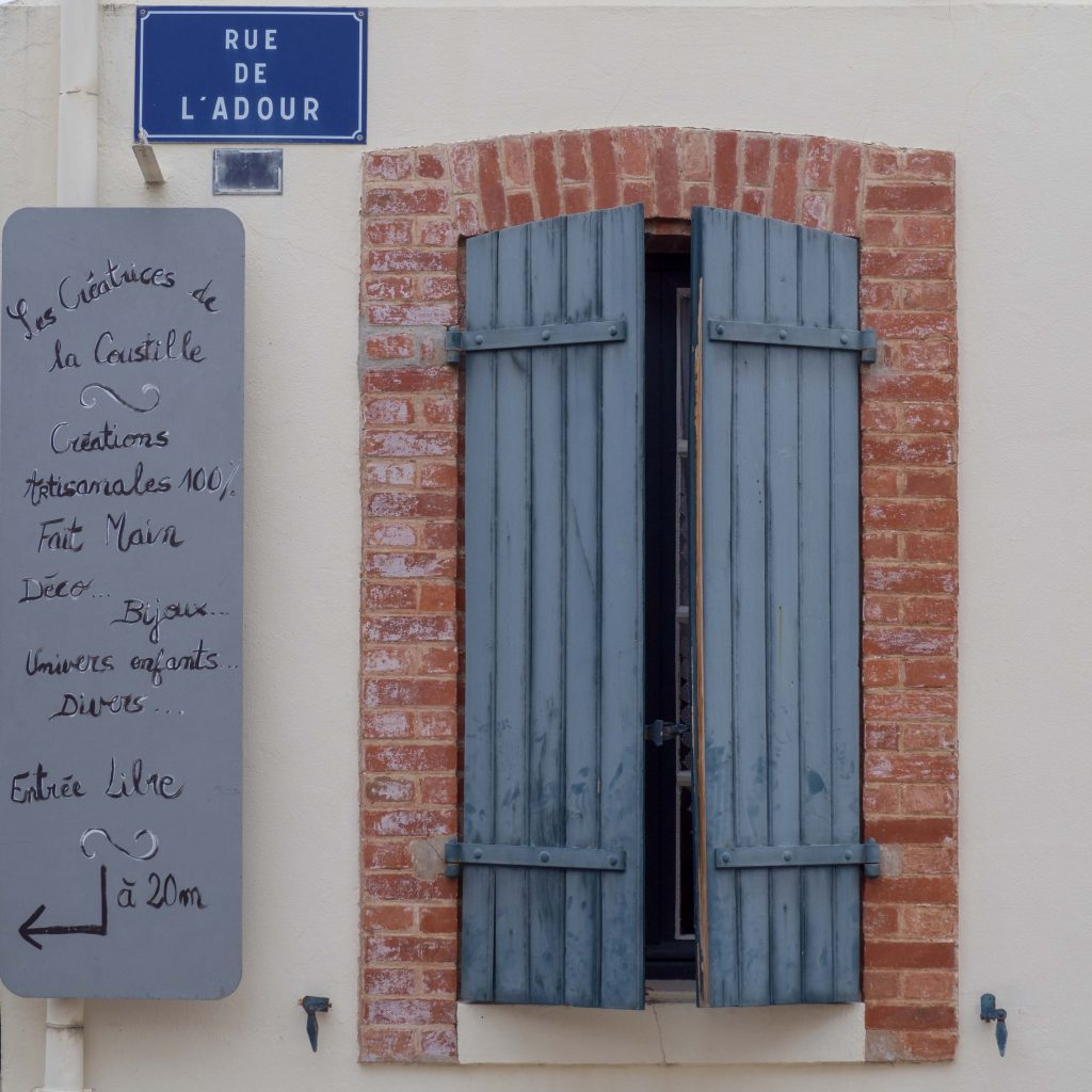 Défis photo en vacances - balade à Vieux Boucau