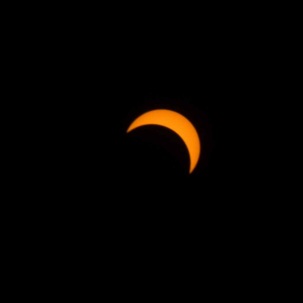 Un Jour de Neige - Eclipse du 21 août 2017 - Oregon