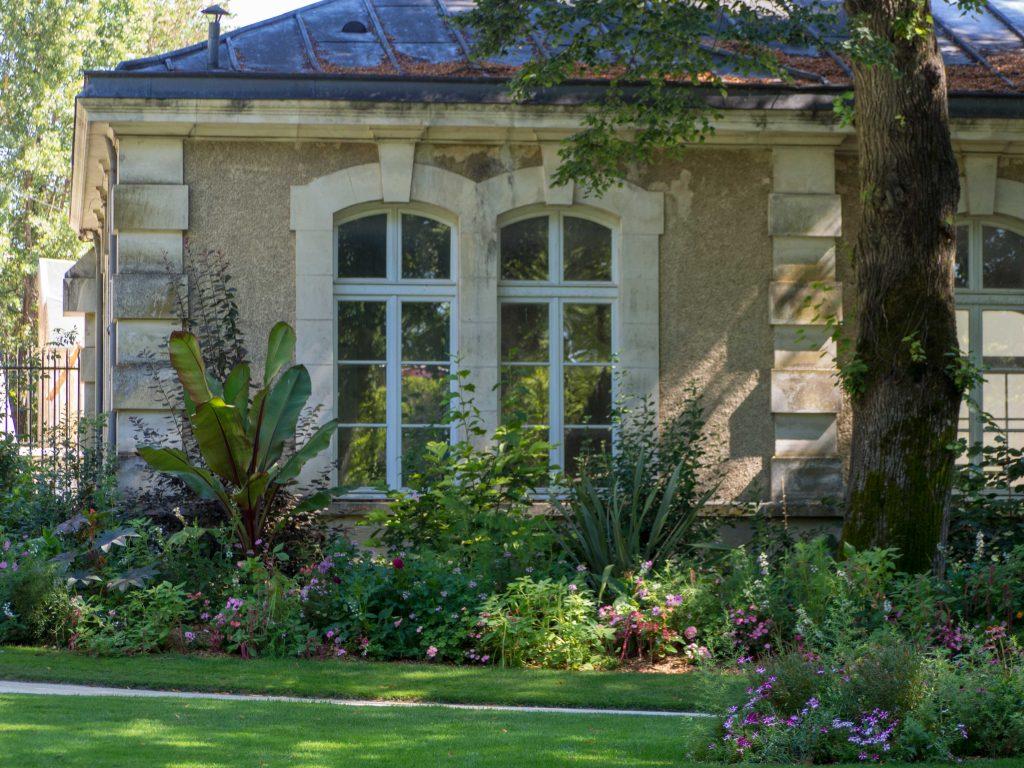 Un Jour de Neige - Le parc de Blossac - Poitiers