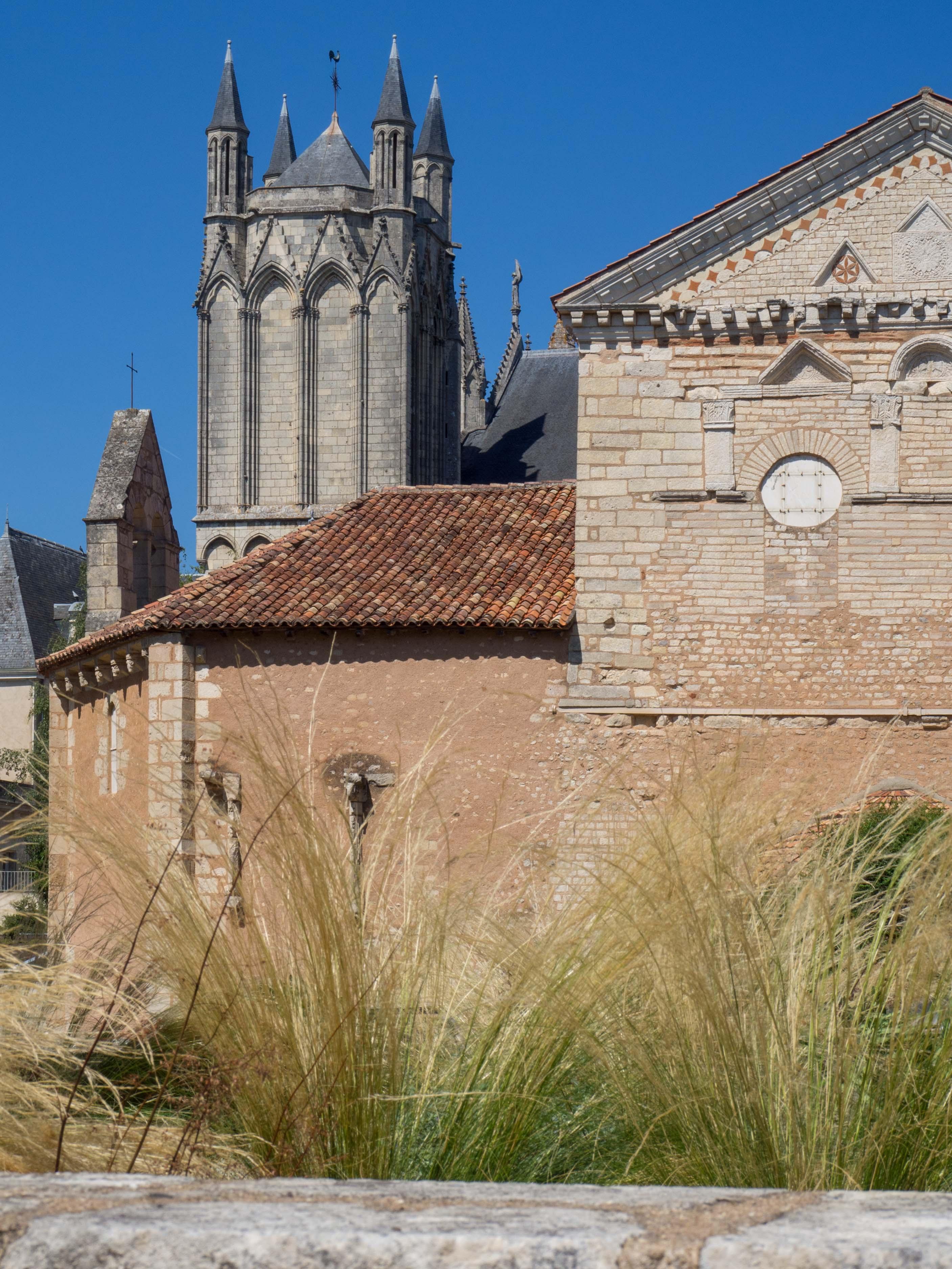 Un Jour de Neige - balade à Poitiers