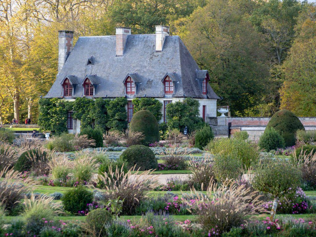 Château de Chenonceau - Un Jour de Neige