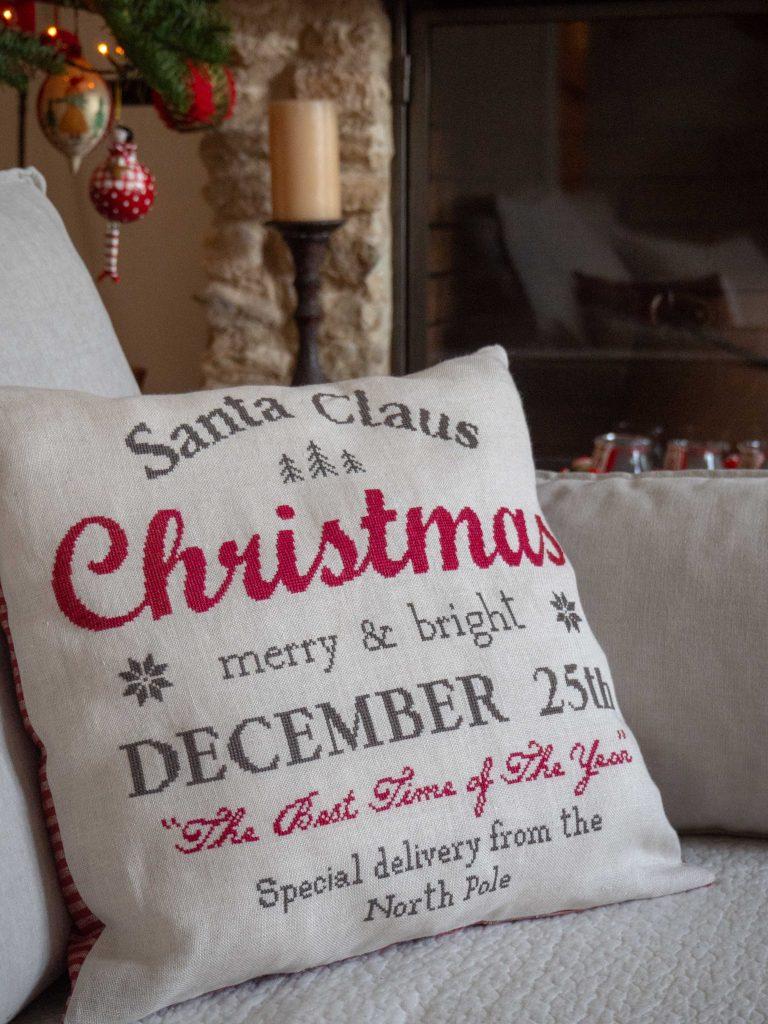 SAL Christmas 2018 - Un Jour de Neige