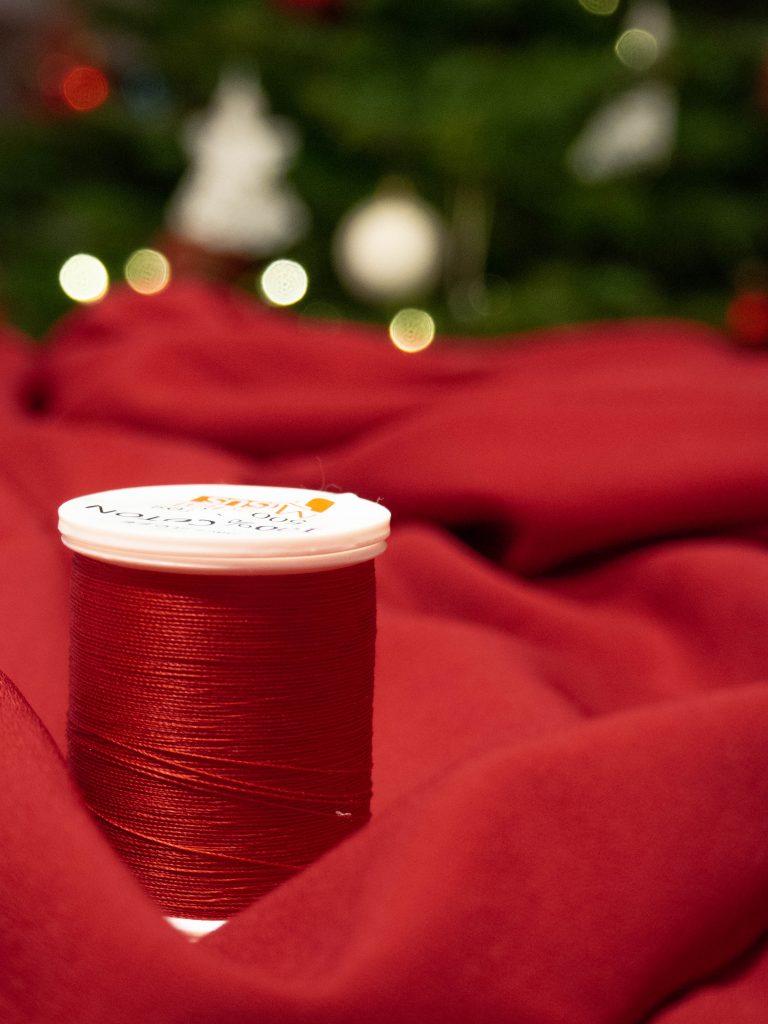 Couture de Noël - Un Jour de Neige