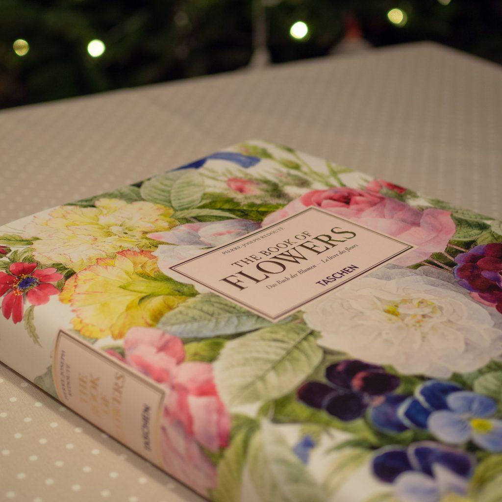 Le livre des fleurs - Redouté