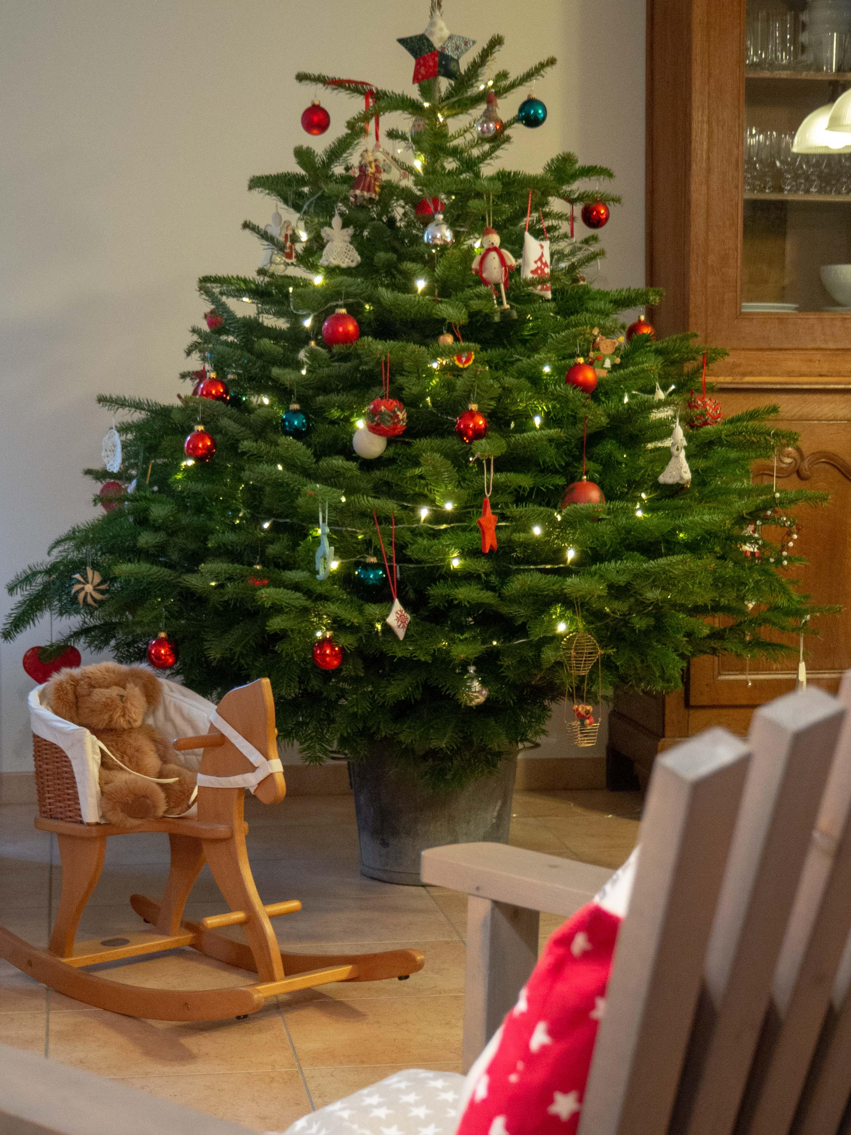 Déco de Noël - Un Jour de Neige