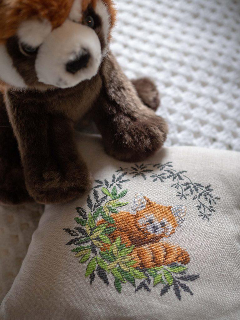 Fan de panda - Un Jour de Neige