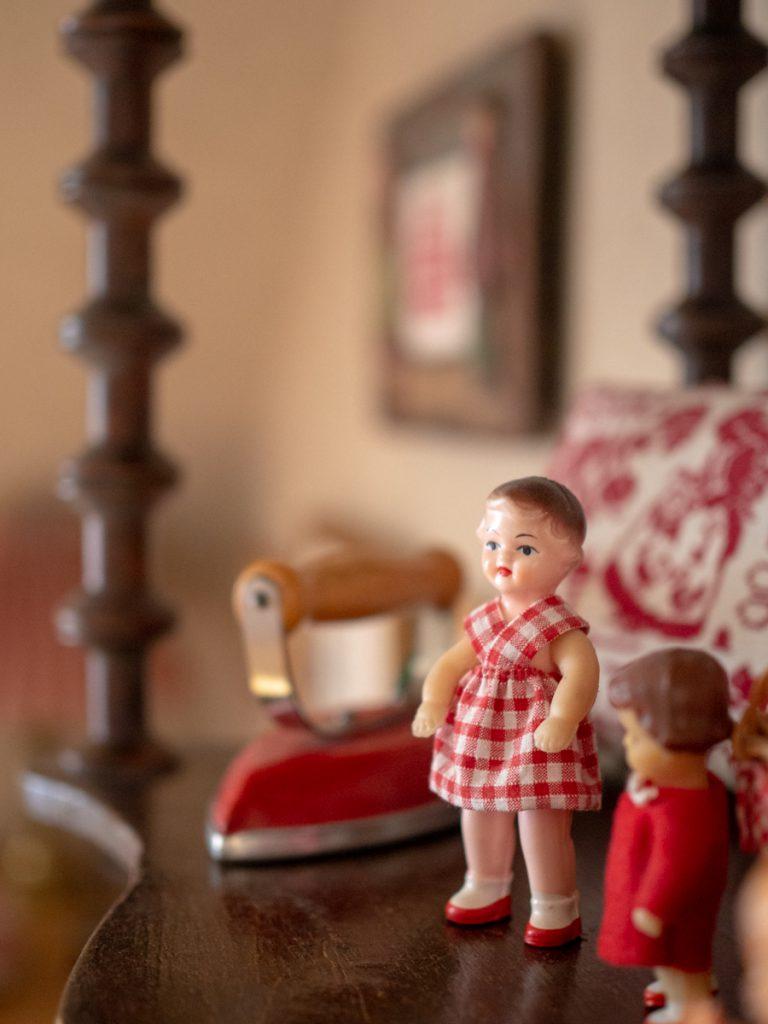 Un Jour de Neige - Carnet de fête des mères - dans l'atelier