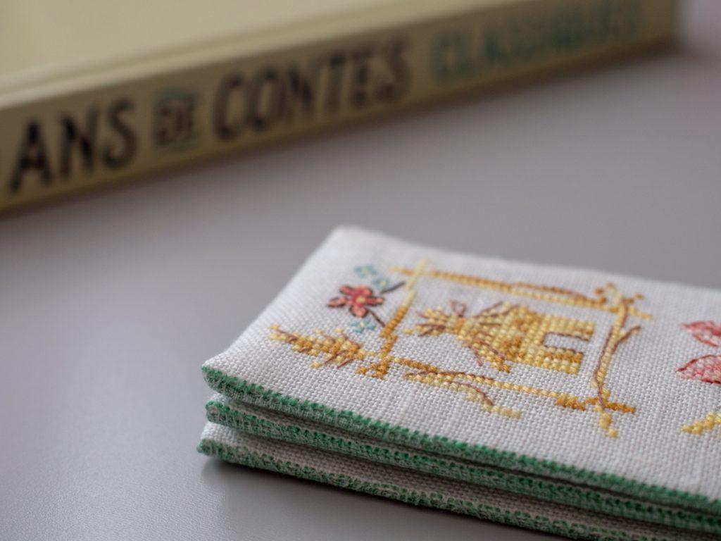 Un Jour de Neige - SAL 2019 : Les Trois Petits Cochons