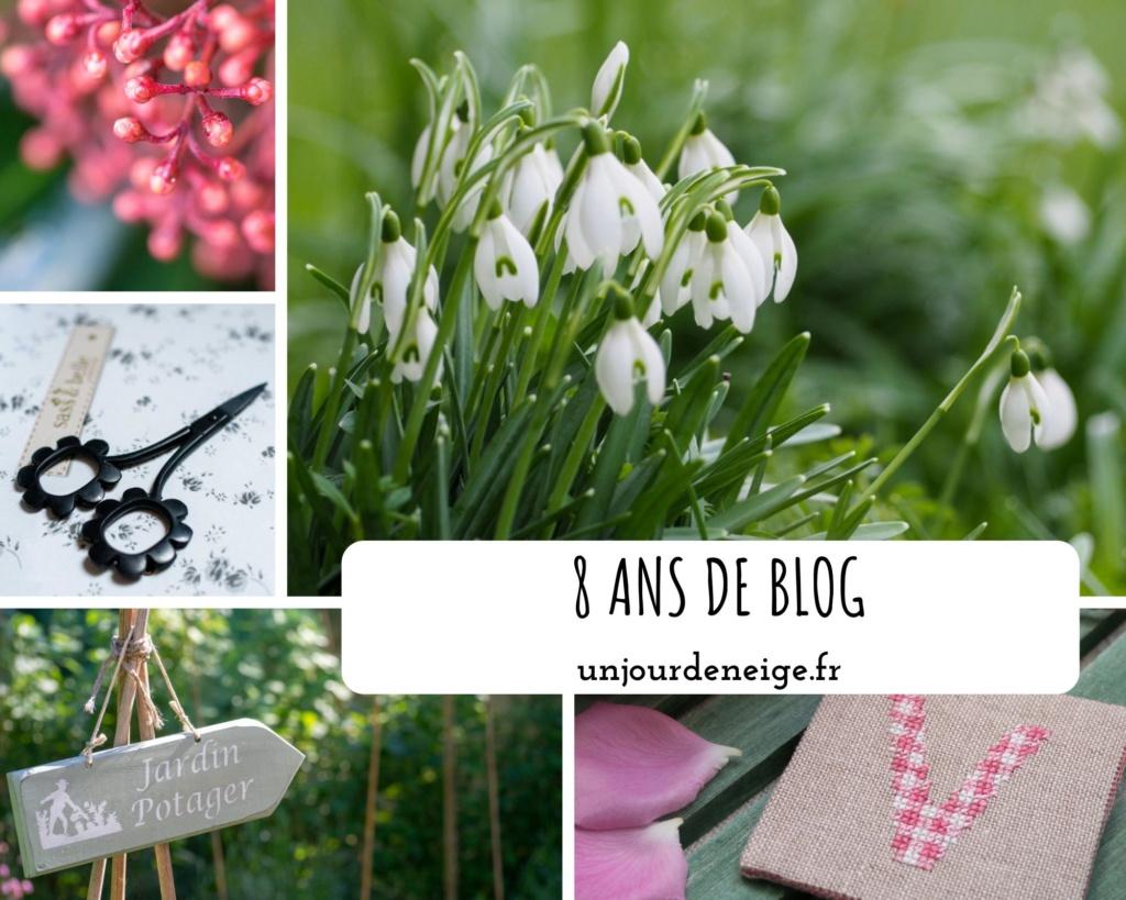 Un Jour de Neige | 8 ans de blog