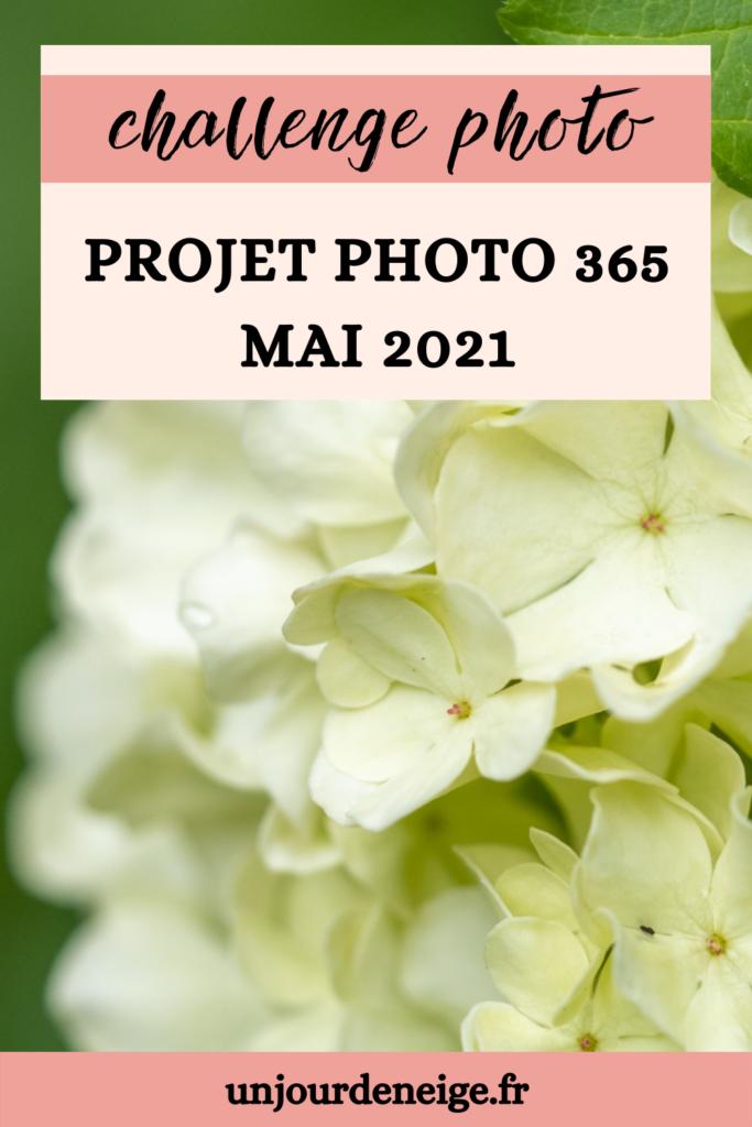 Projet photo 365 - Mai 2021